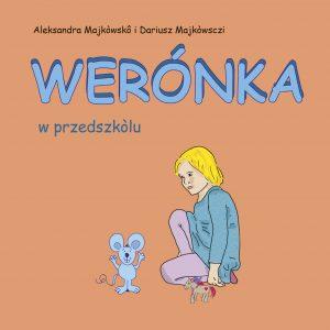 Okładka ksiażki Werónka w Przedszkòlu