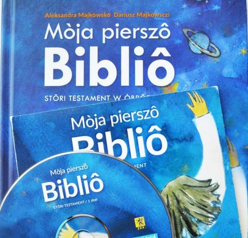 Mòja pierszô Bibliô. STÔRI TESTAMENT W ÒBRÔZKACH