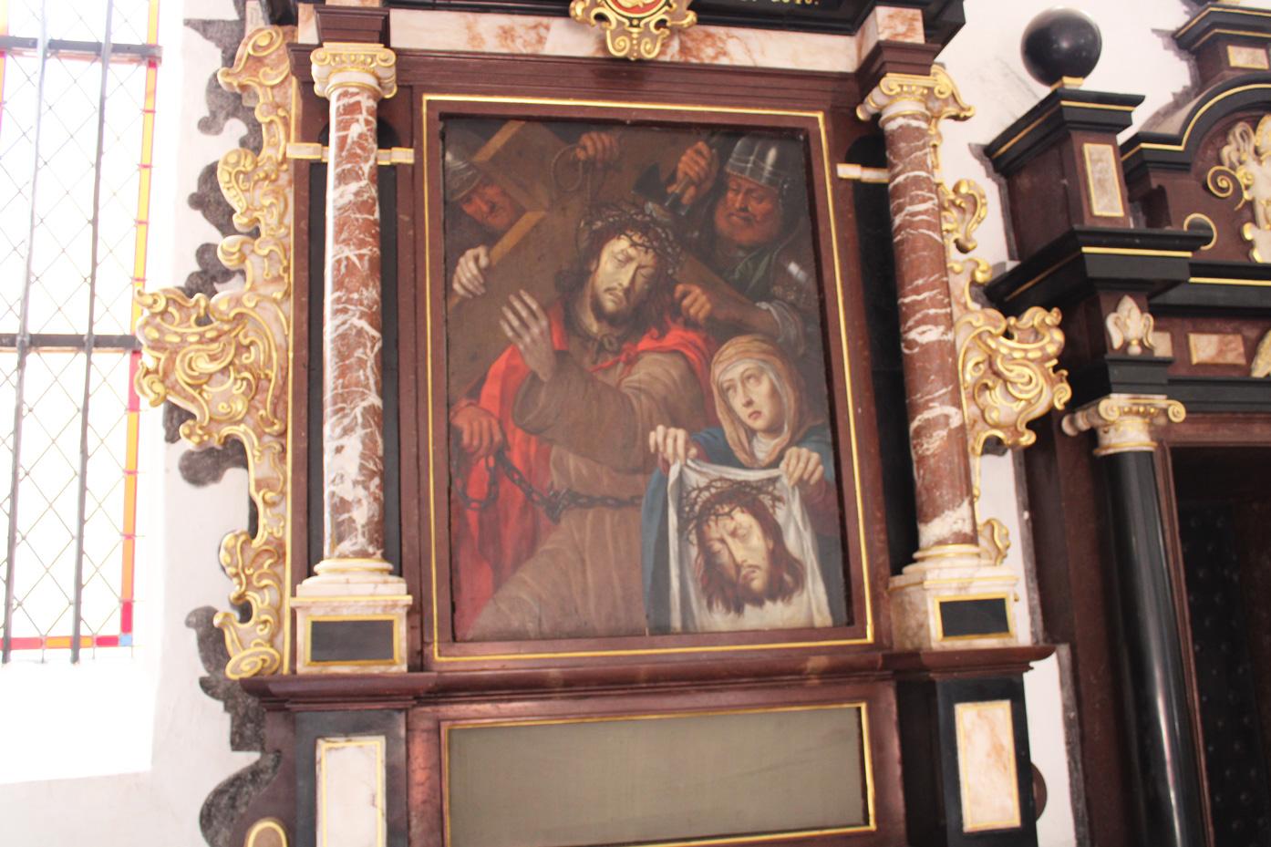 Obraz Chrystus i Weronika