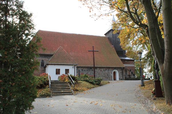 kościół pw. św. Michała Archanioła w Gdyni Oksywie