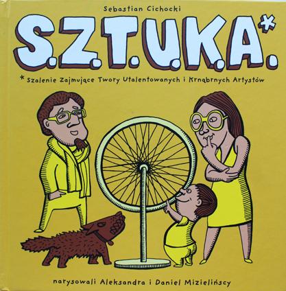 Publikacja posiada piękne ilustracje, krótkie życiorysy artystów i opisy ich dzieł